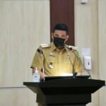 Wali Kota Medan Bobby Nasution (Tison Sembiring / Mattanews.co)
