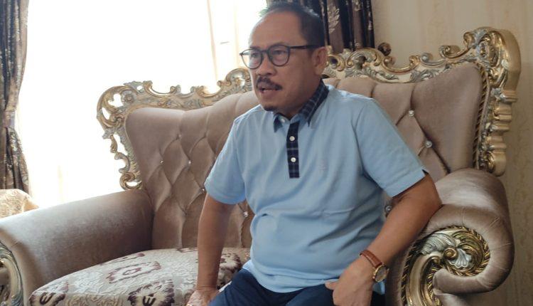 Ketua DPD Partai Demokrat Sulbar DR Suhardi Duka