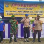 Tiga Pos Pelayanan Dan Dua Pos Penyekatan di wilayah hukum Polresta mamuju