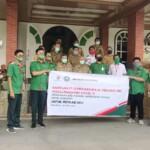 Semen Baturaja telah menyalurkan dana untuk Program TJSL sebesar Rp 3,9 miliar dan dana sejumlah Rp 6,7 miliar disalurkan melalui Program Kemitraan dan Bina Lingkungan