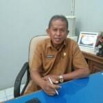 Nofendril Kepala Dinas Pemberdayaan Masyarakat Desa dan keluarga Berencana(PMDKB) Tanah Datar (M Rafi / Mattanews.co)