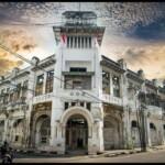 Kawasan Kota Lama Medan Sumut (IST)
