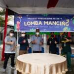 Kejati Sumut menggelar lomba memancing (Tison Sembiring / Mattanews.co)