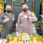 Perayaan HUT ke-76 TNI di Purwakarta Jabar (Agus Sugianto / Mattanews.co)
